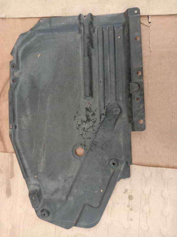 Пластиковая защита Bmw X5 E70 N62B48 2008 правая