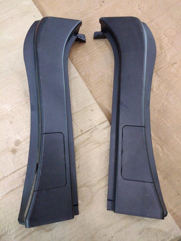 Пластиковые детали салона Bmw X5 E70 N62B48 2008