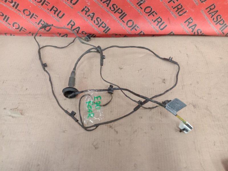 Электропроводка Bmw X5 E70 N62B48 2008 задняя