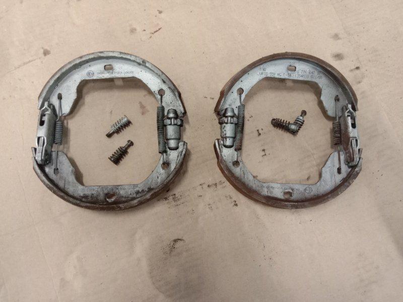Механизм ручника Bmw X5 E70 N62B48 2008