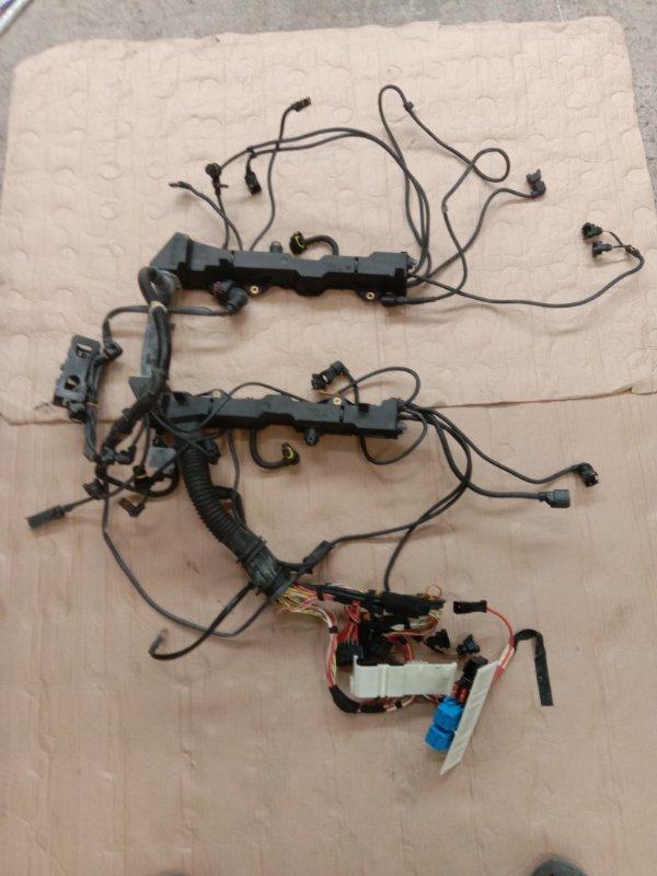 Электропроводка Bmw X5 E70 N62B48 2008