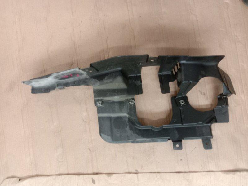 Пластиковая защита Bmw X5 E70 N62B48 2008 передняя правая