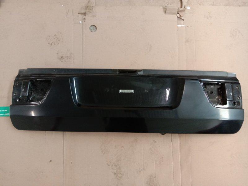 Дверь задняя багажника Bmw X5 E53 M54B30 2002 нижняя