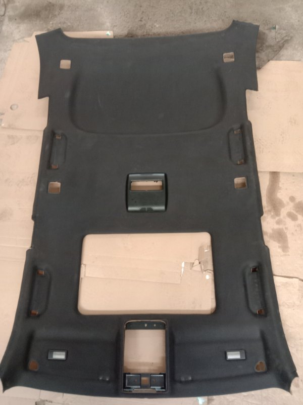 Обшивка крыши Bmw X5 E53 M54B30 2002