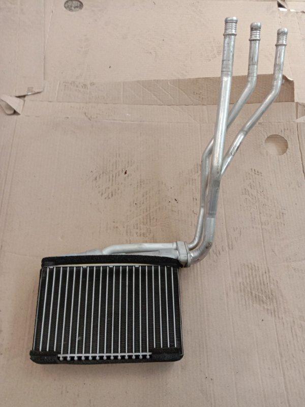Радиатор отопителя Bmw X5 E53 M54B30 2002