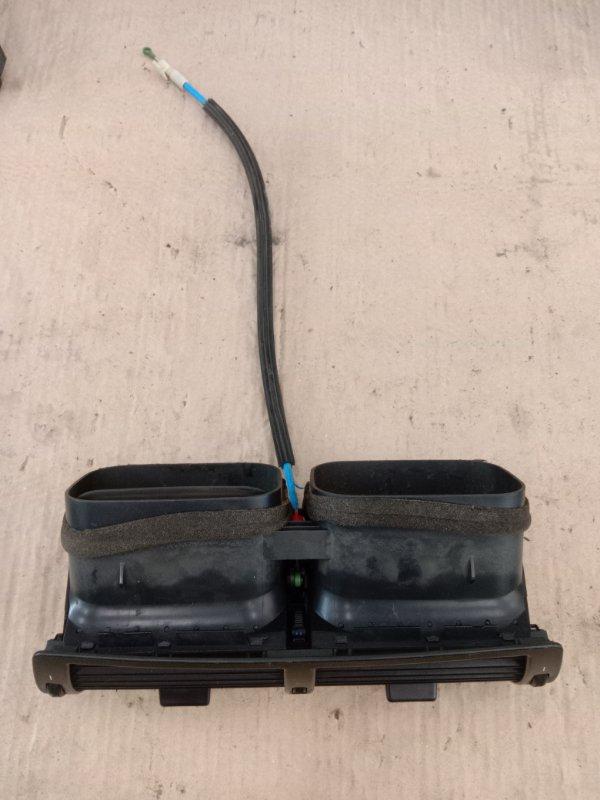 Дефлектор воздушный Bmw X5 E53 M54B30 2002