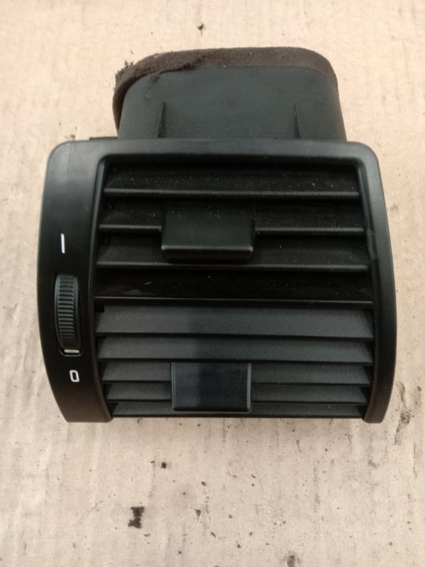 Дефлектор воздушный Bmw X5 E53 M54B30 2002 левый