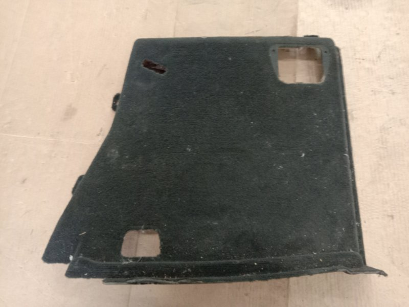Обшивка багажника Bmw X5 E53 M54B30 2002 правая