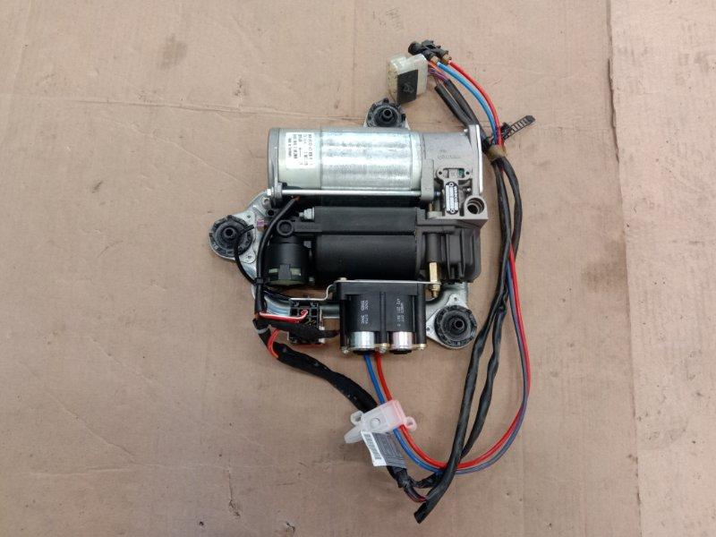 Компрессор подвески Bmw X5 E53 M54B30 2002