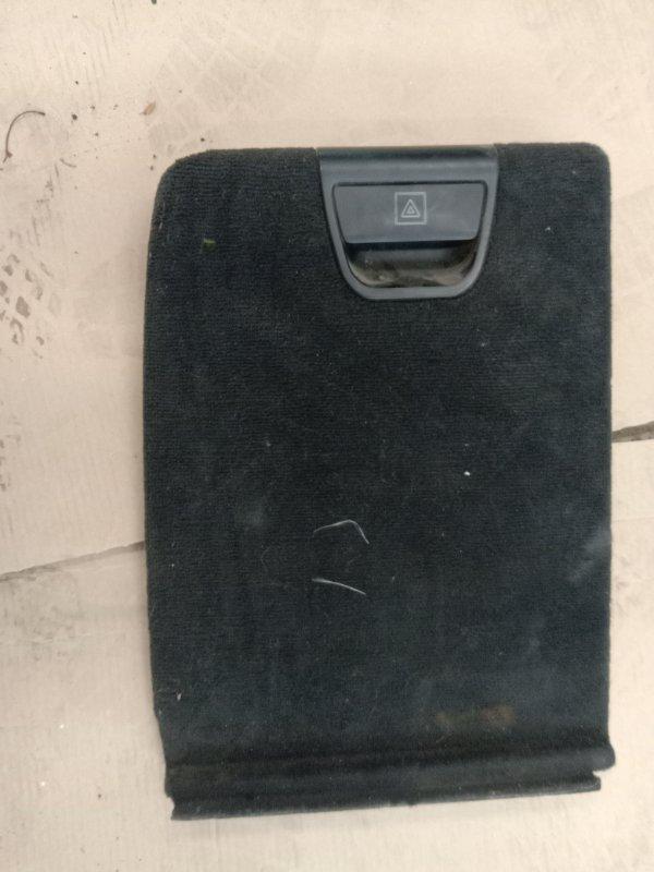 Обшивка багажника Bmw X5 E53 M54B30 2002 левая