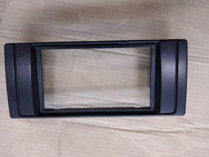Рамка магнитофона Bmw X5 E53 M54B30 2002