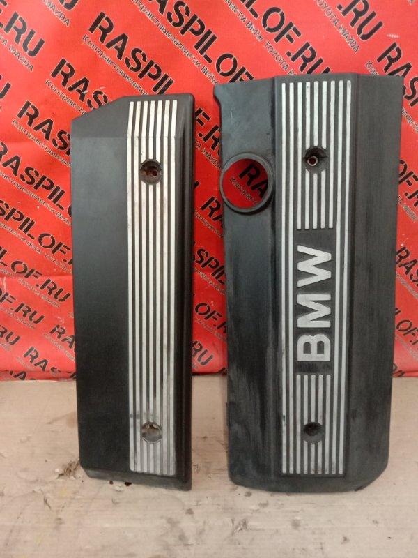 Крышка на двигатель декоративная Bmw X5 E53 M54B30 2002
