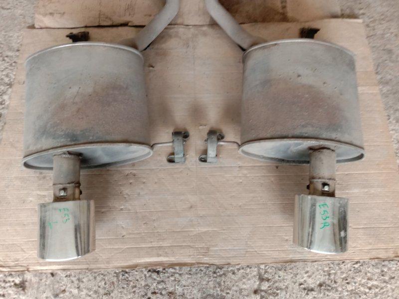 Глушитель Bmw X5 E53 M54B30 2002