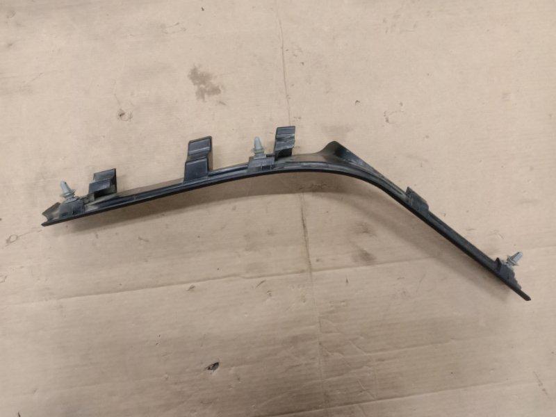 Накладка на порог Bmw X5 E53 M54B30 2002 задняя левая