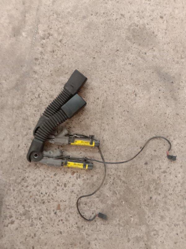 Ремень безопасности Bmw X5 E53 M54B30 2002 передний