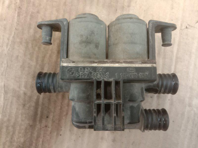 Кран отопителя Bmw X5 E53 M54B30 2002