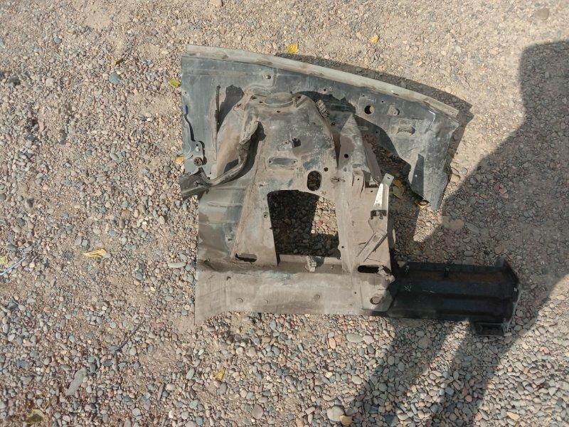 Лонжерон Bmw X5 E53 M54B30 2002 передний левый