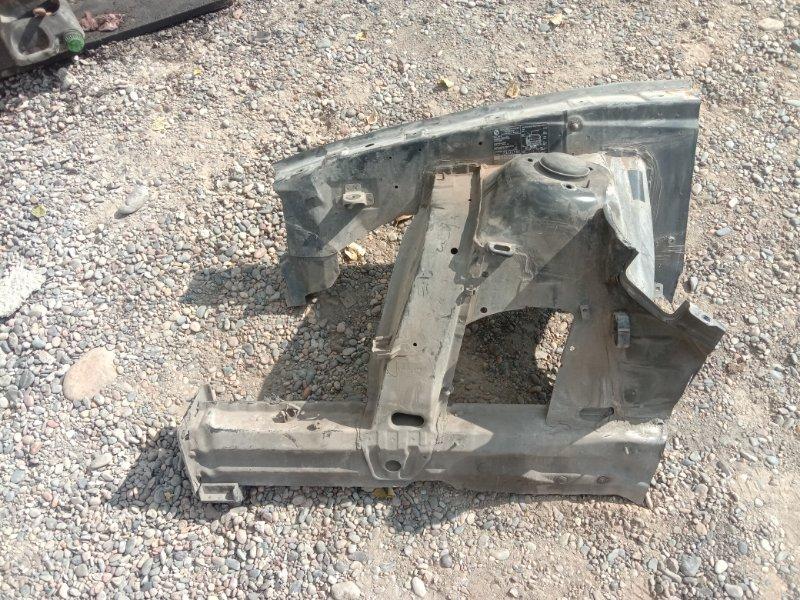 Лонжерон Bmw X5 E53 M54B30 2002 передний правый