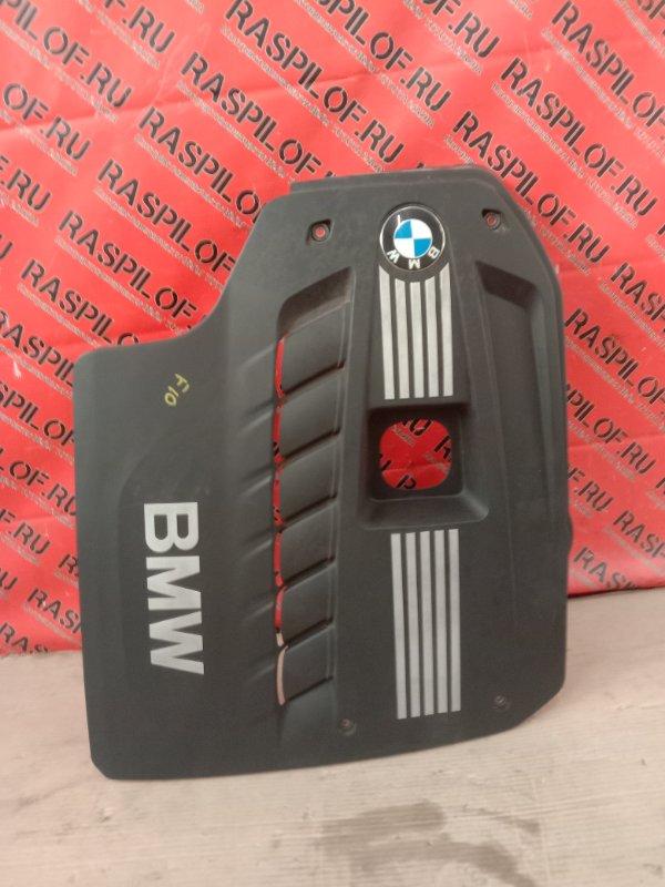 Крышка на двигатель декоративная Bmw 5-Series F 10 N52B30A 2010