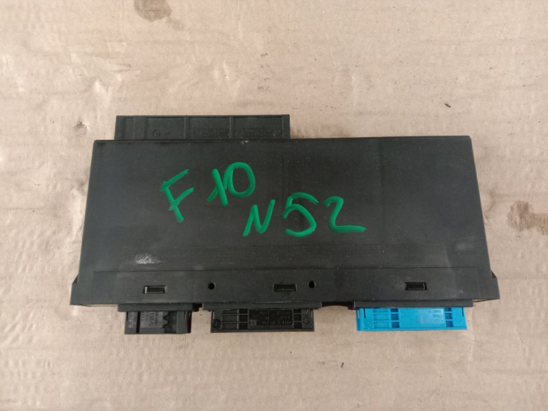 Блок управления Bmw 5-Series F 10 N52B30A 2010