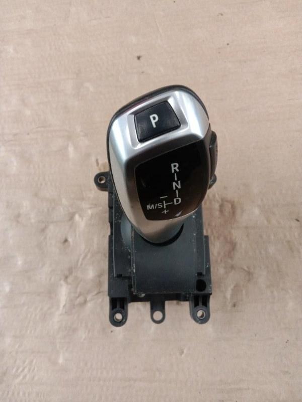 Кулиса кпп Bmw 5-Series F 10 N52B30A 2010
