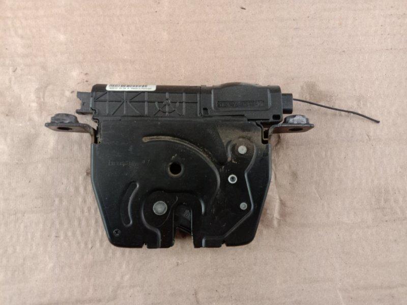 Замок багажника Bmw 5-Series F 10 N52B30A 2010
