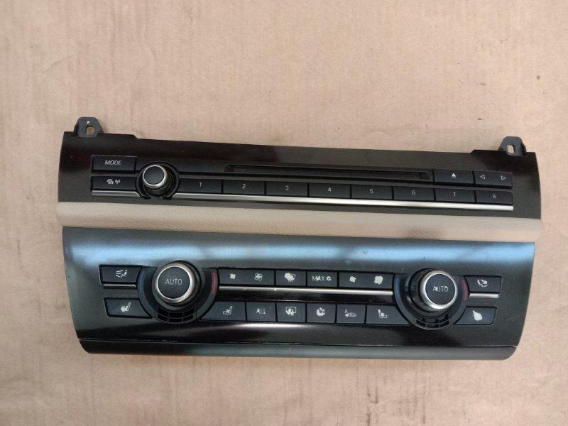 Блок управления климат-контролем Bmw 5-Series F 10 N52B30A 2010