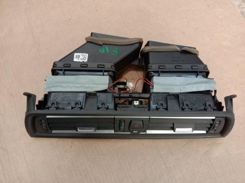 Дефлектор воздушный Bmw 5-Series F 10 N52B30A 2010 передний