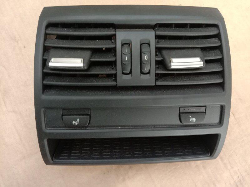 Дефлектор воздушный Bmw 5-Series F 10 N52B30A 2010 задний