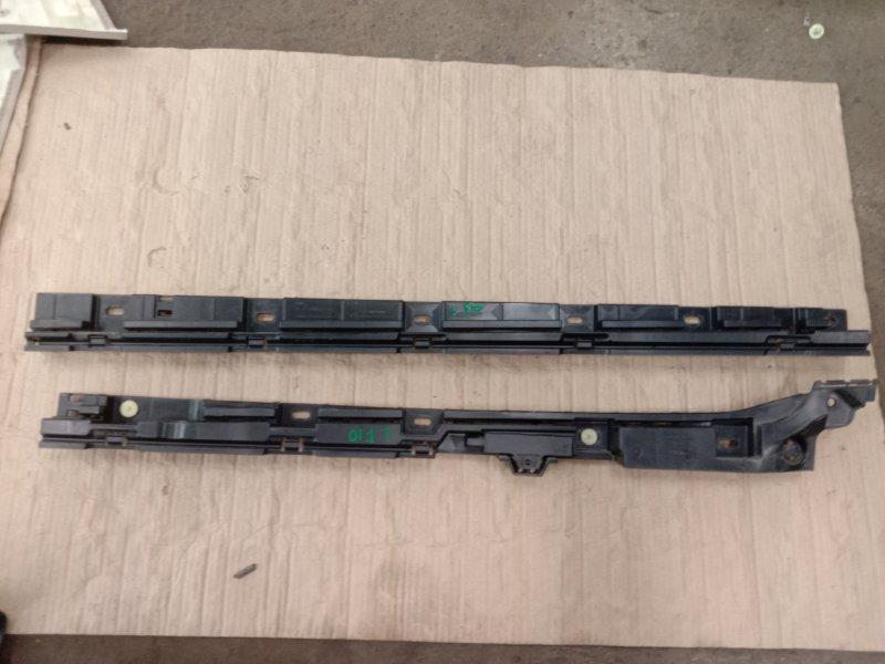 Накладка на порог Bmw 5-Series F 10 N52B30A 2010 левая