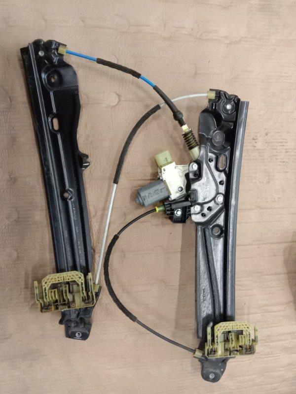Стеклоподъемник Bmw 5-Series F 10 N52B30A 2010 передний левый