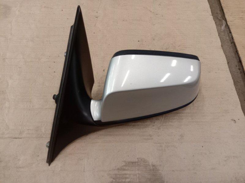 Зеркало боковое Bmw 5-Series F 10 N52B30A 2010 левое