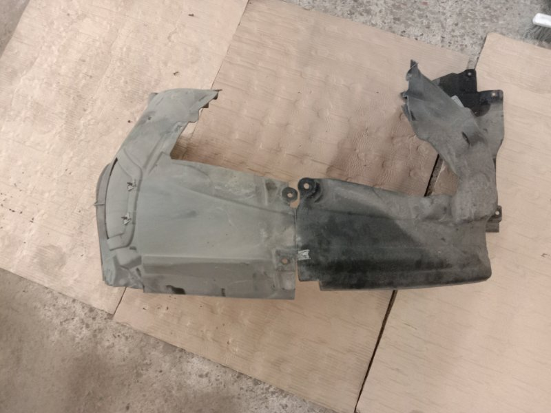 Подкрылок Bmw 5-Series F 10 N52B30A 2010 передний левый