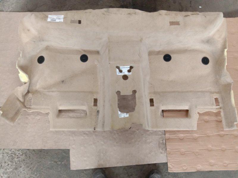 Ковер пола Bmw 5-Series F 10 N52B30A 2010 задний