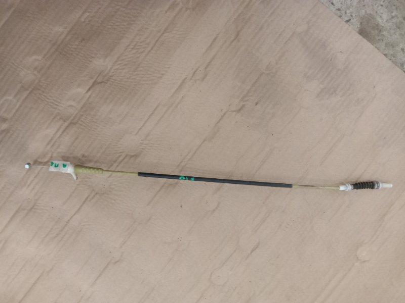 Трос двери Bmw 5-Series F 10 N52B30A 2010 передний