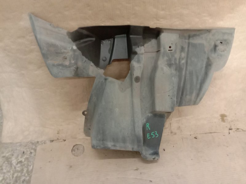 Пластиковая защита Bmw X5 E53 M54B30 2002 передняя правая