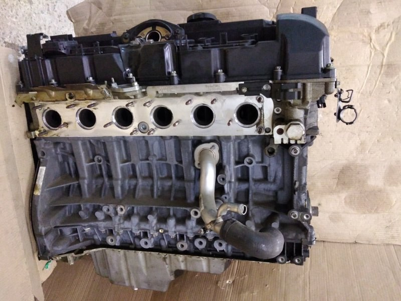 Двигатель Bmw 5-Series F 10 N52B30A 2010