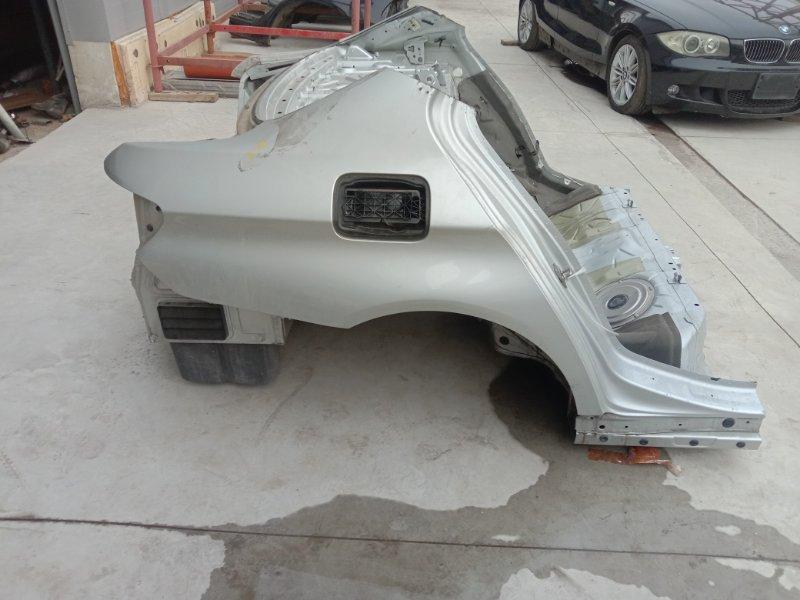 Крыло Bmw 5-Series F 10 N52B30A 2010 заднее