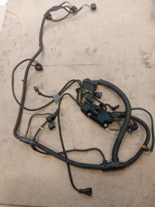 Электропроводка Bmw 5-Series F 10 N52B30A 2010