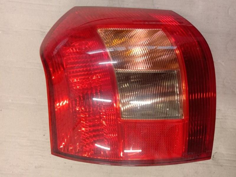 Фонарь стоп-сигнала Toyota Corolla Runx ZZE123 2ZZ-GE 2001 левый