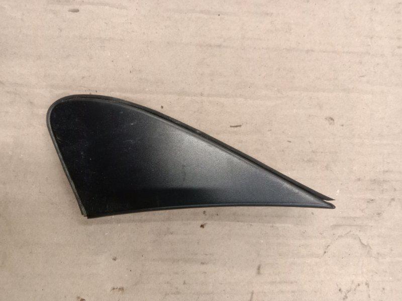 Накладка на крыло Toyota Corolla Runx ZZE123 2ZZ-GE 2001 передняя левая
