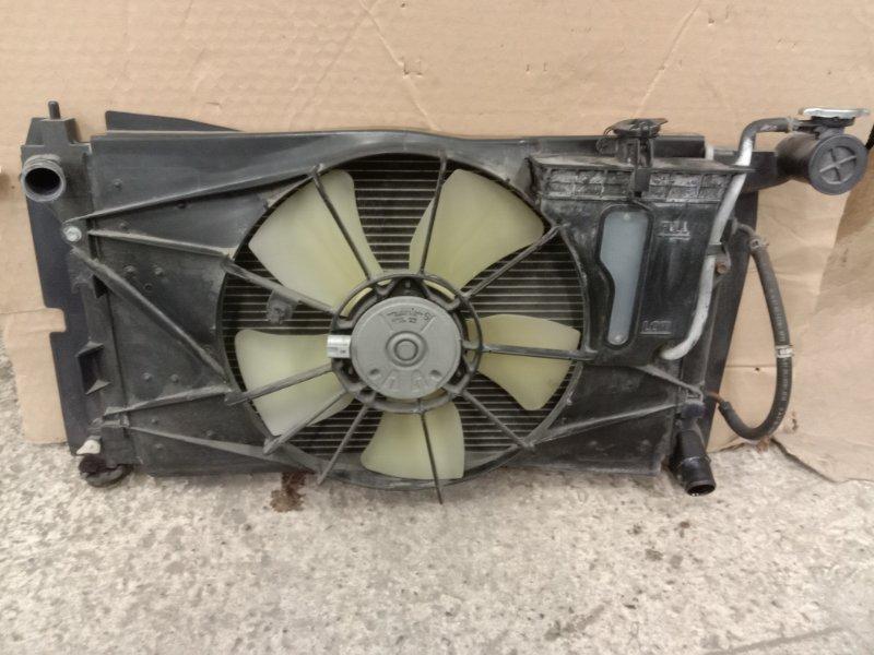 Радиатор двигателя Toyota Corolla Runx ZZE123 2ZZ-GE 2001