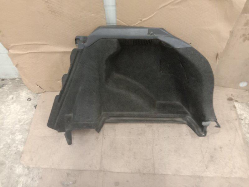 Обшивка багажника Toyota Corolla Runx ZZE123 2ZZ-GE 2001 задняя правая
