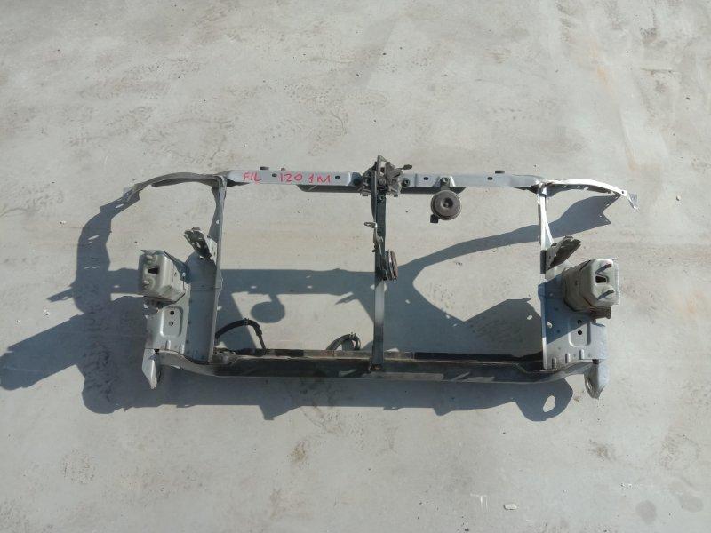 Рамка радиатора Toyota Corolla Runx ZZE123 2ZZ-GE 2001