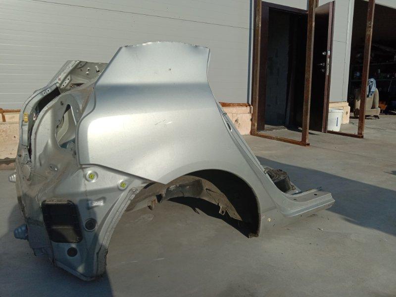 Крыло Toyota Corolla Runx ZZE123 2ZZ-GE 2001 заднее