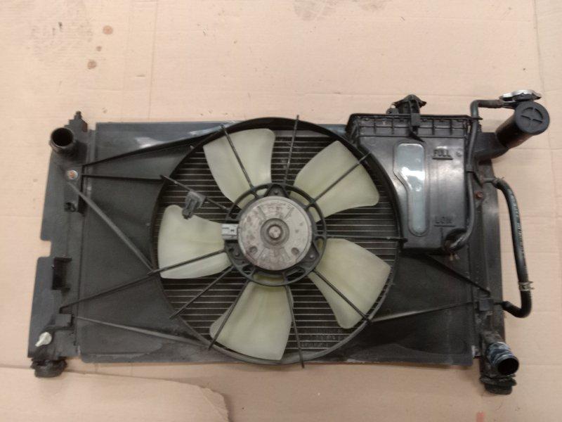 Радиатор двигателя Toyota Corolla Runx NZE121 1NZ-FE 2002