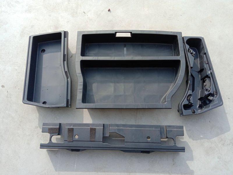 Контейнер в багажник Toyota Corolla Runx NZE121 1NZ-FE 2002