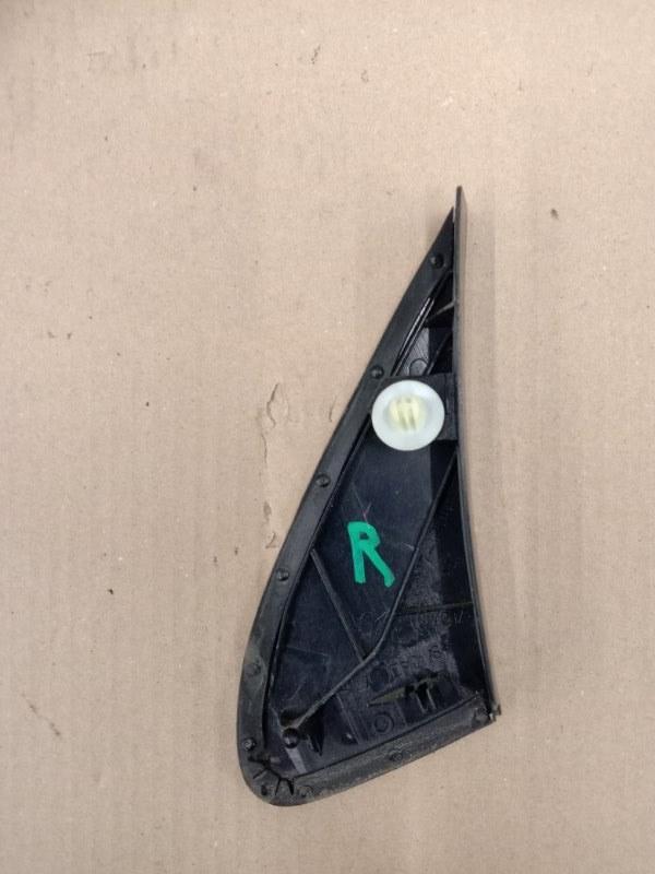 Накладка на крыло Toyota Corolla Runx NZE121 1NZ-FE 2002 передняя правая