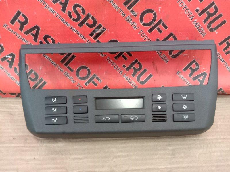 Блок управления климат-контролем Bmw X3 - Series E83 M54B25 2004