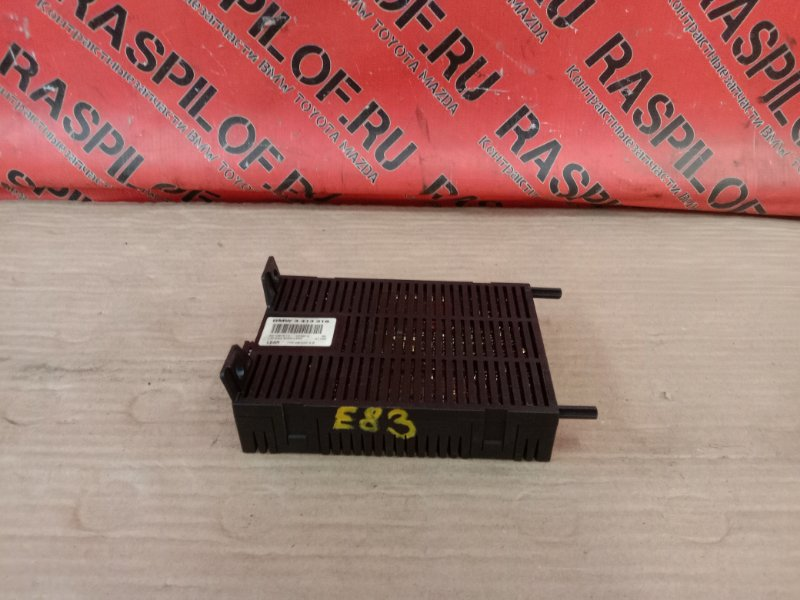 Блок управления светом Bmw X3 - Series E83 M54B25 2004